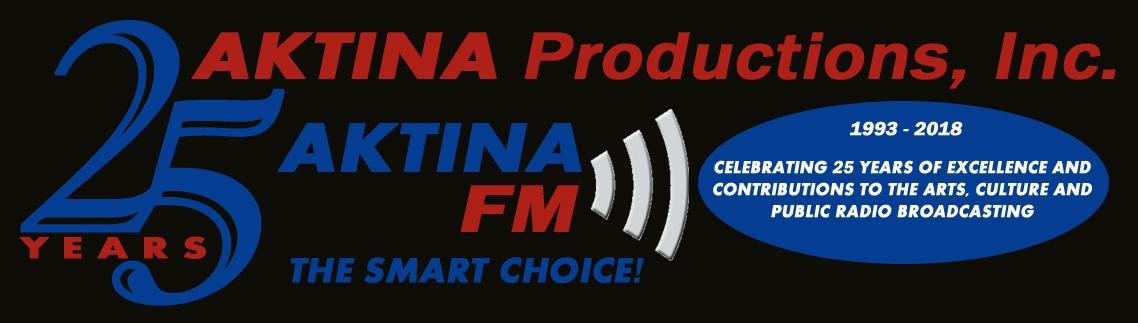 AKTINA Celebrates Its 25th Anniversary!